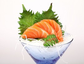 三文鱼sasimi