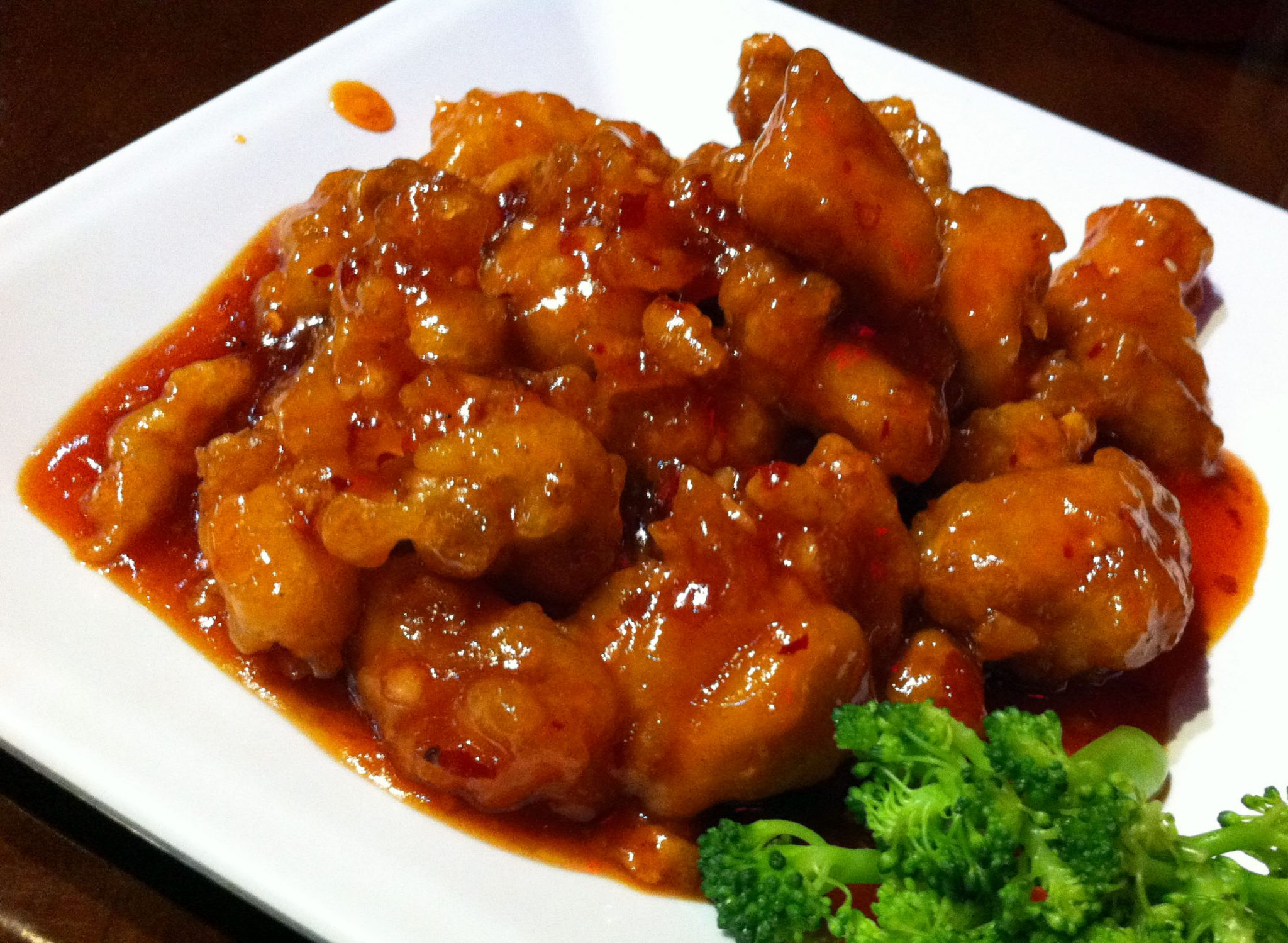 General Tao S Chicken
