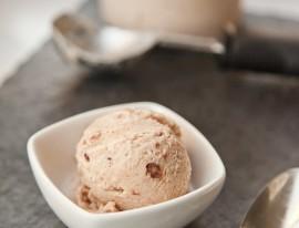 红豆冰淇淋